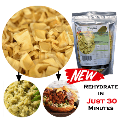 Picture of Steamed & Dried Jackfruit | 200g