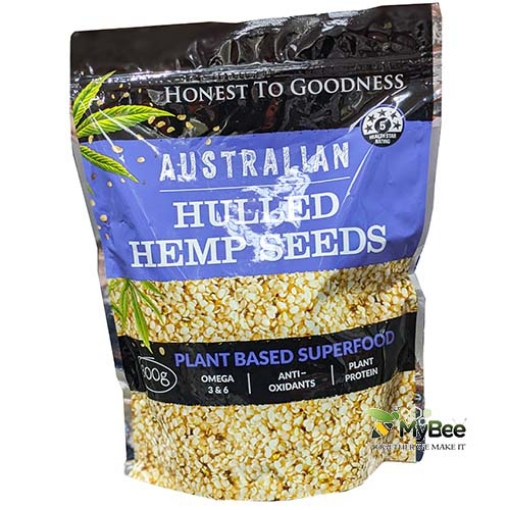 Australian Hemp Seeds